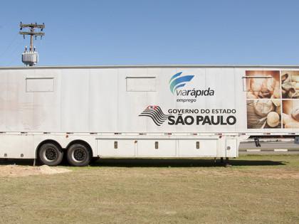 Unidade móvel do programa Via Rápida Empregos retorna a Ubatuba em setembro