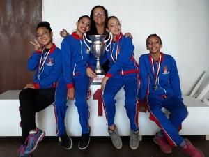 Ginastica Rítmica de Ubatuba fica em segundo lugar na 34ª edição dos Jogos Abertos da Juventude