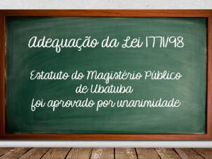 Projeto da Prefeitura de Ubatuba é aprovado por unanimidade na Câmara