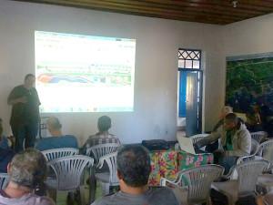 Projeto de revitalização da avenida Iperoig é apresentado ao Conselho Municipal de Turismo