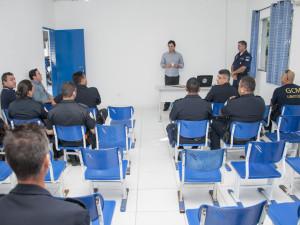 Guarda Civil Municipal de Ubatuba participa de curso de Técnicas de Ensino Policial