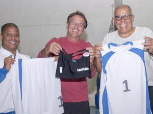 Secretaria de Esportes e Lazer apresenta uniformes para equipes que vão disputar Jogos Regionais 2017