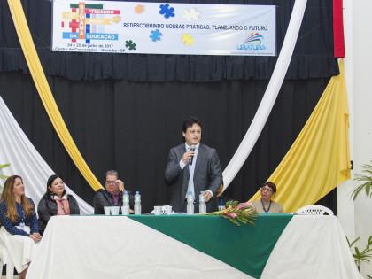 Grande público prestigia noite de abertura da 19ª Semana da Educação de Ubatuba