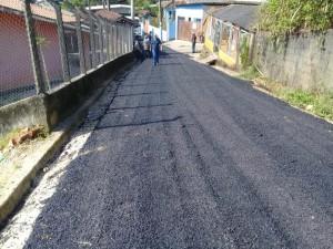Secretaria de Serviços de Infraestrura Pública realiza manutenção em Ubatuba