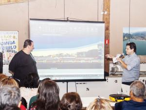 Projeto de reurbanização da orla da Maranduba é apresentado para moradores da região Sul