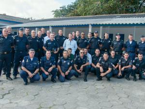 Guarda Civil Municipal de Ubatuba encerra capacitação com entrega dos certificados
