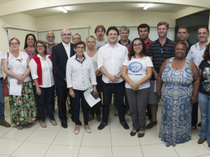 Prefeito de Ubatuba dá posse a membros do Conselho de Meio de Ambiente