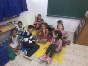 "Alunos de escola da Marafunda participam de ""Festival Curta no Celular"""