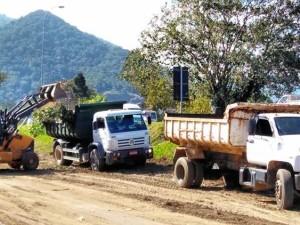 Regiões Norte e Centro Oeste de Ubatuba recebem melhorias