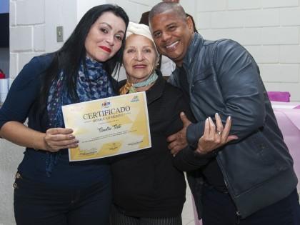 Representantes de Ubatuba no Jori recebem certificado de participação