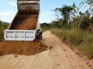 Prefeitura de Ubatuba investe em manutenção de estradas