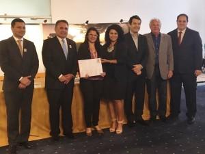 Representantes de Ubatuba recebem certificado de capacitação da Aprecesp