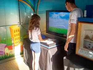 """""""Energia em sua vida"""" une brincadeiras, cinema e educação ambiental no aniversário de Ubatuba"""