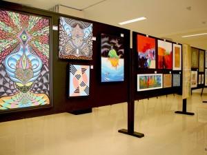 Últimos dias para visitar o 14º Salão de Belas Artes de Ubatuba