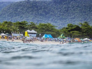 Itamambuca sedia o 19º Circuito Paulista Universitário de Surf