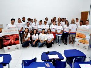 Aulas do curso de Padaria Artesanal em Ubatuba já começaram