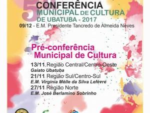 Fundart convoca 5ª Conferência Municipal de Cultura