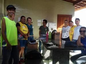 Vigilância em Saúde realiza mutirão de combate ao Aedes aegypti no bairro Sesmaria