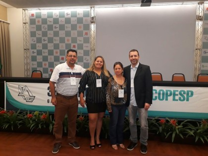 Prefeitura de Ubatuba presente no 38º Congresso ACOPESP