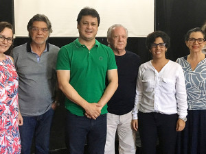"""Reunião discute revitalização do Museu Histórico de Ubatuba """"Washington de Oliveira"""""""