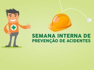 Prefeitura convida para a XII Semana Interna de Prevenção de Acidentes