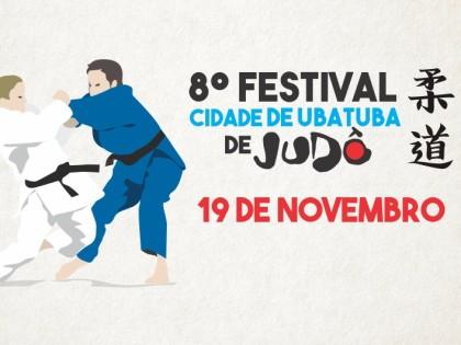 8º Festival Cidade de Ubatuba de Judô reúne atletas da Região