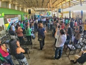 Associação de Ubatuba participa de Expo Catadores 2017