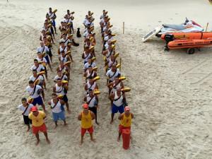 Ubatuba é a segunda cidade no ranking do Litoral Norte Paulista em salvamentos no mar
