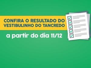 EM Tancredo divulga resultado de Vestibulinho 2018 no dia 11