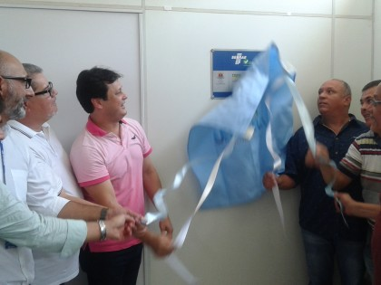 Prefeitura participa da inauguração de posto do Sebrae Aqui