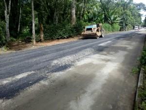 Serviços de zeladoria e manutenção continuam de Norte a Sul de Ubatuba