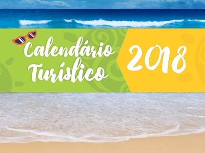 Calendário Turístico 2018 passa por ajustes