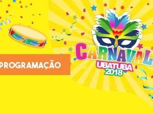 Prefeitura divulga a programação do Carnaval 2018