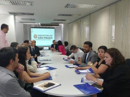 Ubatuba participa do 1º Encontro de Controladores Municipais de SP