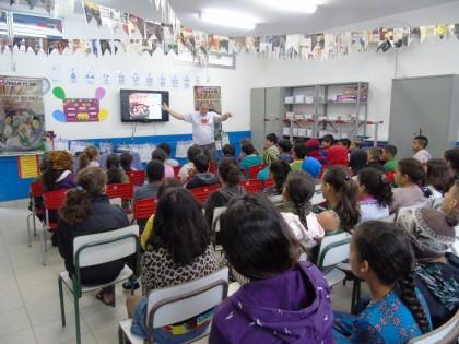 Ubatuba retoma atividades do projeto Mergulho no Pirão