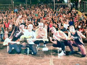 Mais de 10 mil pessoas participaram do Festival de Verão Ubatuba 2018
