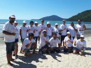 Ubatuba participa de cerimônia de encerramento da campanha Verão no Clima 2018