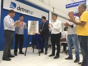 Unidade do Detran Ubatuba é inaugurada após modernização