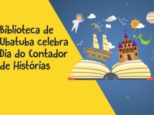Biblioteca celebra Dia do Contador de Histórias