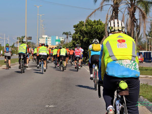 Ubatuba integra percurso de prova de ciclismo com largada em Paraty