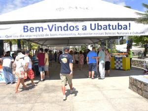 Pelo segundo ano consecutivo, Ubatuba participa da Seatrade