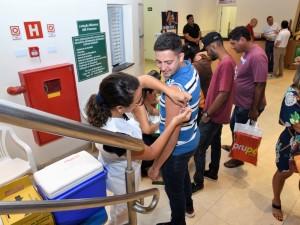Confira postos que vacinam contra a febre amarela neste fim de semana