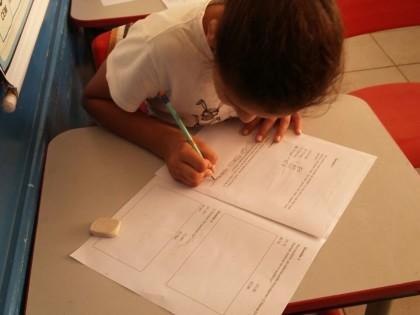 Mais de 4 mil alunos da Rede Municipal de Ensino de Ubatuba participam de avaliação diagnóstica