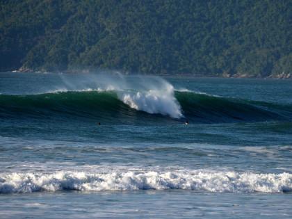 Final de ano está recheado de surfe em Ubatuba