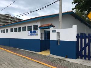 Prefeito de Ubatuba entrega posto de saúde do Saco da Ribeira reformado
