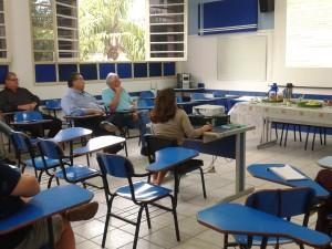 Comitê Ubatuba discute criação de praça voltada à Primeiríssima Infância
