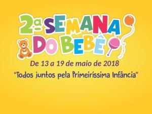 Ubatuba realiza a segunda edição da Semana do Bebê