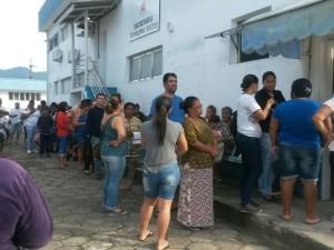 Equipe de saúde bucal participa de mutirão Sorridente