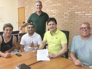 Prefeitura de Ubatuba renova convênio com a AUS
