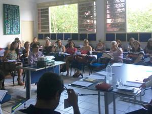Secretaria de Educação de Ubatuba promove reunião com diretores de Unidades